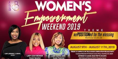 KBCI Women's Empowerment Weekend 2019 tickets