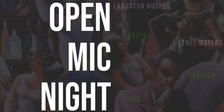 Open Mic Night @ Soule Cafe tickets