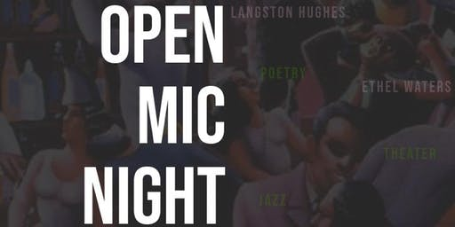 Open Mic Night @ Soule Cafe