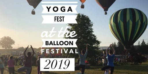 YogaFest at The Balloon Festival