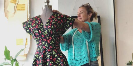 Learn to Sew - A Vintage Style Dress -Workshop. tickets