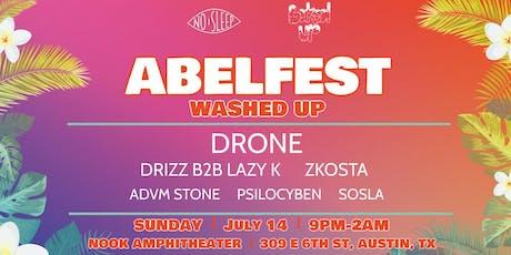 Abelfest: Washed Up tickets