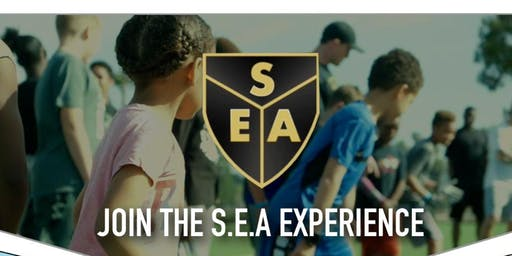 SEA Youth Summer Camp (Monday-Friday 9am-4pm)