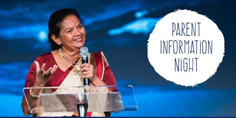 Sunrise Parent Information Night - with Patricia Weerakoon tickets