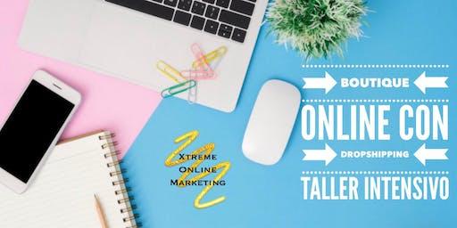 Crea tu Boutique Online Taller Intensivo