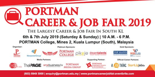 PORTMAN Career & Job Fair