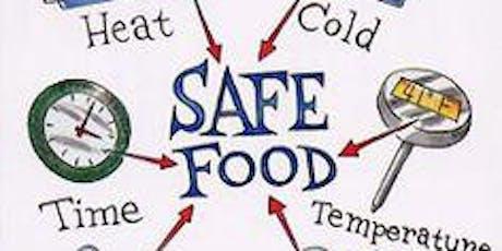 Safe Food Handling - July 2019 tickets