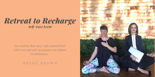 Retreat to Recharge