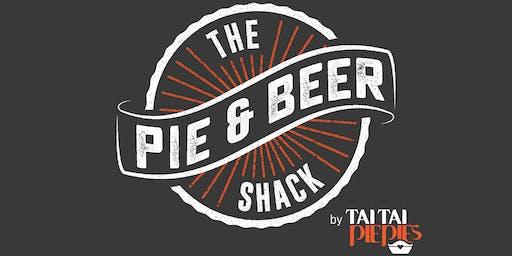 The Pie & Beer Shack Block Party 2, Celebrate Tai Tai Pie Pies Birthday