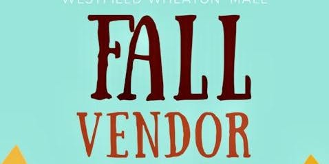 Fall Vendor Fair