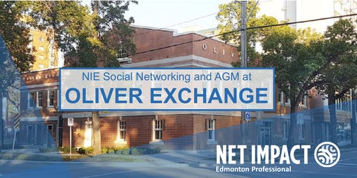 Net Impact Edmonton Networking Social and AGM