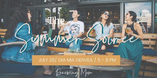 Renewing Mom - The Summer Soiree