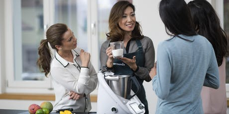 First Class with Thermomix Cooking Class tickets