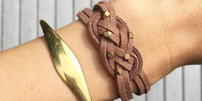 Create Your Own Sailor Knot Bracelet