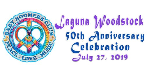 Laguna Woodstock 2019 (For Laguna Woods Residents and their Guests Only)