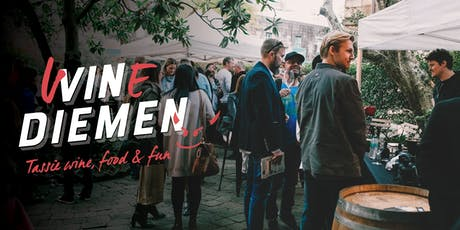 VIN DIEMEN 2019: Sydney tickets