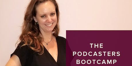 Intensive Podcasting Bootcamp: Start Podcasting Now tickets