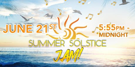Summer Solstice Jam! tickets