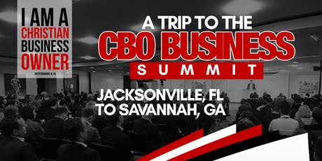 CRPC B2B Entrepreneur 1 Day Road Trip 2019 - Jax,FL to Savannah, GA tickets