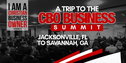 CRPC B2B Entrepreneur 1 Day Road Trip 2019 - Jax,FL to Savannah, GA