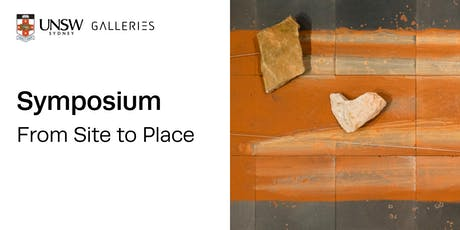 Symposium: From Site to Place tickets