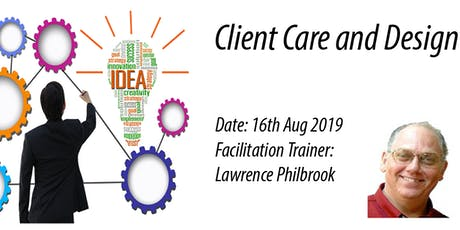 Facilitation Training Workshop: Client Care and Design (by Lawrence Philbrook) tickets