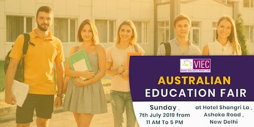 Australian Education Fair (Study in Australia)