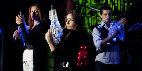 An ADF families event: Superheroes vs Villains, Themed Laser Tag (12-16 year olds), Darwin tickets