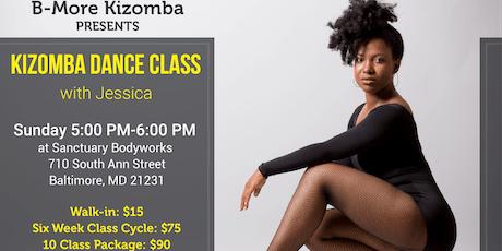 Kizomba Dance Class in Baltimore tickets