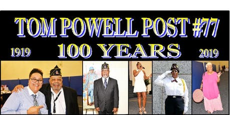 Centennial Anniversary Luncheon for American Legion Tom Powell Post #77 tickets