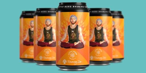 Little Bang & Big Yoga - Beer, LBB WINE & Yoga!