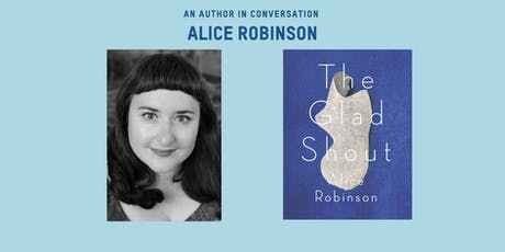 Author Visit- Alice Robinson  tickets