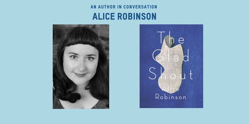 Alice Robinson 'The Glad Shout' @ Warragul library