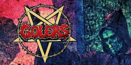 The Golers/Decadence/Road Rash/Hexripper