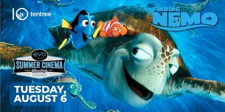 FINDING NEMO - Evo Summer Cinema - tentree Canopy reserved seating tickets