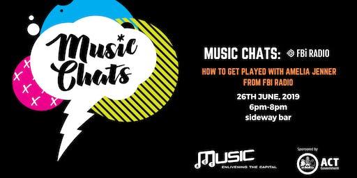 Music Chats: FBi Radio