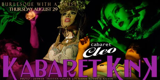 KABARET KINK BURLESQUE WITH A TWIST