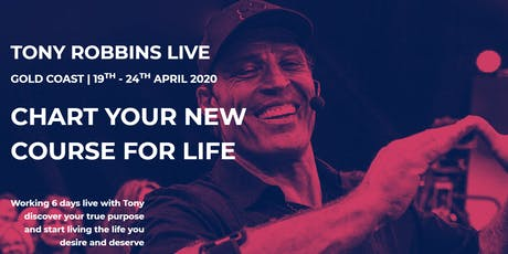 DATE WITH DESTINY by Tony Robbins tickets