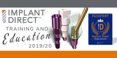 Implant Direct Education Courses 2020