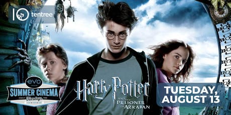 HARRY POTTER 3 - Evo Summer Cinema - tentree Canopy reserved seating tickets