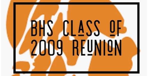 Boone High School Class of 2009 Reunion