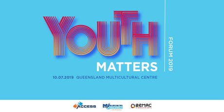 Youth Matters Forum 2019 tickets