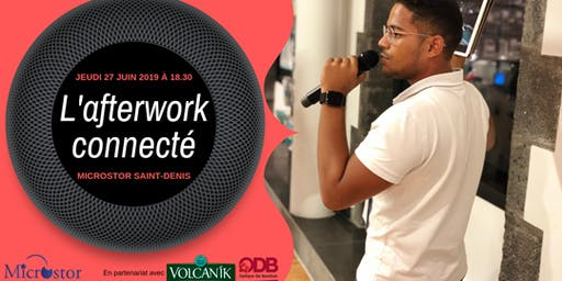 L'Afterwork connecté de Saint-Denis !