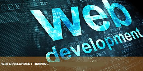 Web Development training for beginners in Charlotte, NC | HTML, CSS, JavaScript training course for beginners | Web Developer training for beginners | web development training bootcamp course  tickets