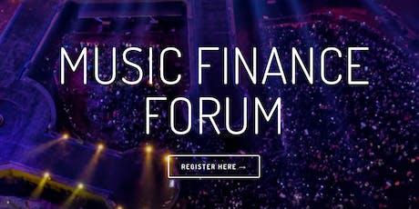 Music Finance Forum Presented by Winston Baker tickets
