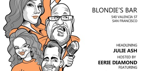 The Good, The Bad, & The Funny Comedy Show at Blondie's Bar tickets
