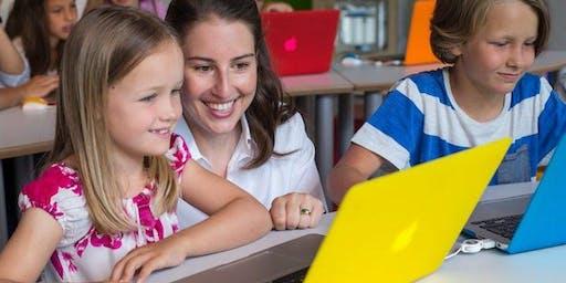 Programmieren mit Kindern - Family Workshop im Pioneers Club (8 - 12 Jahre)