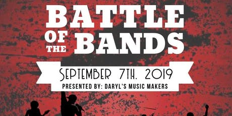 Central Arkansas Battle of the Bands tickets