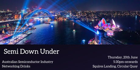 Semi Down Under - Australian Semiconductor Industry Night tickets