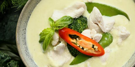 From the Heart of Old Bangkok: Thai Curry with Chef Ellard tickets